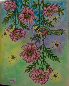 Livro Sommarnatt , flores que encantam o jardim da vida ! #desenhosparacolorir #desenhoscolorir #atelieginapafiadache #nossa_vida_colorida #jardimsecreto #lostocean #lostoceancolors #oceano perdido#florestaencantada #florestaencantadatop #florestamagica #jardimsecretoinspire #divadasartes #adultcolouring #coloringforadults #coloringeggs #coloringbook