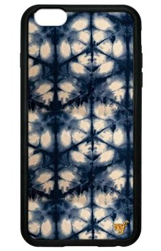Indigo iPhone 6 Plus Case | Wildflower cases