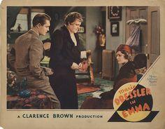 Myrna Loy, Richard Cromwell, and Marie Dressler in Emma (1932)