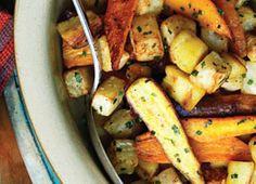 Carrot, Parsnip and Celeriac Stir-fry | Recipes | Eat Well | Best Health
