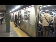 Subway System of New York - YouTube