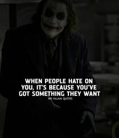 Heath Ledger Joker Quotes, Best Joker Quotes, Badass Quotes, Best Quotes, Wisdom Quotes, True Quotes, Funny Quotes, Strong Quotes, Positive Quotes