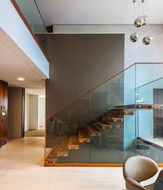 Casa em Joinville é uma aula de arquitetura  - Arquitetos do Escritório Metroquadrado
