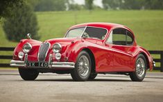 Stubs Auto - Jaguar XK 140 (1954-1957)