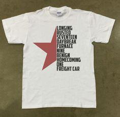Winter Soldier Activation Shirt
