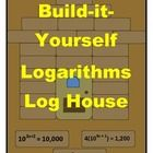 Use this activity as a fun way for your students to practice solving equations with the use of logarithms. (I use this with the first day of the Log Unit before we talk about Base changing and such!)     *All problems end up with linear equations once logs are taken.*  *All are in Base 10 - no conversions!*    *NO PREP NEEDED other than making copies! The puzzle pieces themselves can be cut out by the students because they are not in any particular order nor does the order give anything…