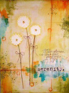 Artist, Donna Downey.