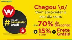 MagazineByFabiDomingos: #Dia do Consumidor Brasil