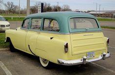 1954 Chevrolet 150 Handyman station wagon