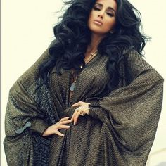 LILY GHALICHI - Look man, this chic is just hot. She deserves to be pinned and repinned. Ha!
