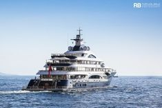 2428 Best Superyachts images in 2019 | Luxury yachts ...