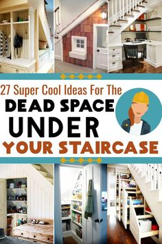 Maximize Your Storage Space With These Under Stairs Storage Ideas Next on my DI. Maximize Your Storage Space With These Under Stairs Storage Ideas Next on my DI Understairs Storage Ideas Maximize Space stairs storage Under Stairs Storage Drawers, Shelves Under Stairs, Closet Under Stairs, Space Under Stairs, Under Stairs Cupboard, Stair Storage, Shoe Storage, Small Apartment Decorating, Foyer Decorating