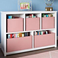 "Matilda 24"" Bookshelf Kids Room - Nursery - Childrens room - playroom - Crib style - cozy baby room  #kidsrooms #childrenroom #kidsbedroom #bedroomdecor #nurserydecor #afflink"