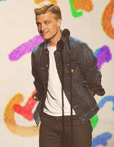 Josh Hutcherson at CBS' Teacher's Rock Special Concert at the Nokia Theatre on August 14th in Los Angeles.