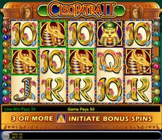 Cleopatra 2 Slot Review | Excellent Online Slots and Casinos South Africa