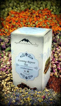Mountain Rose Herbs Teas ~ Imbibe 75 Editor's Pick for 2013!