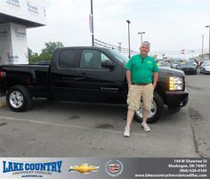 #HappyBirthday to Janice Jones from Aaron Shieldnight  at Lake Country Chevrolet Cadillac!