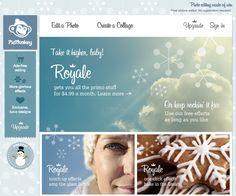 Picmonkey –el popular servicio de edición y collage para fotografías– anunció  hoy la introducción de una membresía mensual para los usuarios. Se trata de Royale, un espacio con acceso a todas las características vistas hasta hoy, pero sin ningún anuncio.
