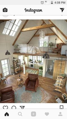 home inspiration – Pursue your dreams of the perfect Scandinavian style home with these inspiring Nordic apartment designs. home inspiration – Pursue your dreams of the perfect Scandinavian style home with these inspiring Nordic apartment designs. Scandinavian Style Home, Sweet Home, Log Cabin Homes, Barn Homes, Log Cabins, Tiny House Living, Small Cottage House, Small Living, Modern Living