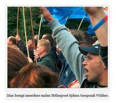 #Bosma van extreemrechtse #PVV onze 500e volger! #Wilders vanaf nu snel op de hoogte van nieuws over geestverwanten Hitler-salute during Wilders speech