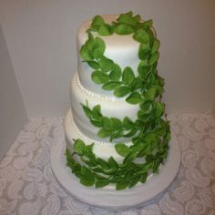 Weed Themed Cake