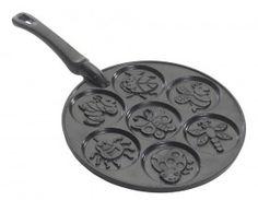 $27 Nordic Ware BUG Pancake Pans - Unique Kitchen Gadgets & Gifts