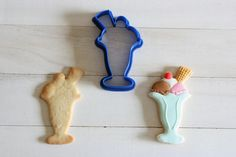 Etsy のParfait A cookie cutter(ショップ名:TheCookieCutterLand)