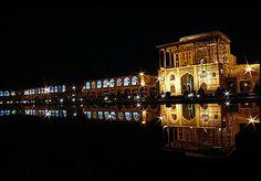 Naghsh Jahan square, Ali Qapu Pavilion