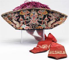 Textile Crown, Bhutan