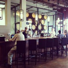 Inside Mermaid Winery!