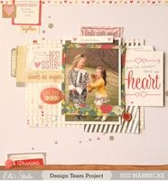 A Project by SuzMannecke from our Scrapbooking Gallery originally submitted 11/10/13 at 03:39 PM