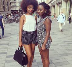 Via BlackBeautyBag Instagram #Parisian #StreetStyle