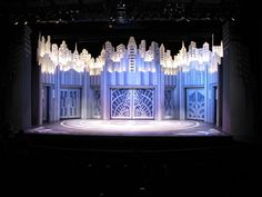 Image result for ballroom theatre set