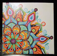 ORIGINAL ARTWORK Adrian Mandala by tuffjulz on Etsy
