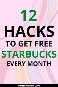 How to get free Starbucks gift cards. Check out these easy hacks to get free Starbucks drinks. If you're a coffee addict like me, this can save you a lot of money. Ways to get free Starbucks coffee.