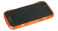 CLEAVE BUMPER METALIC & CARBON EDITION for iPhone 5s/5