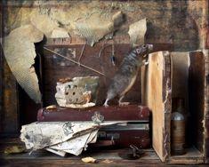 35PHOTO - Eleonora Grigorjeva - Крысиные истории. Про осень и не только