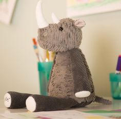 Ruby the rhino   https://yourhousewillsmellgreatwithkris.scentsy.us/