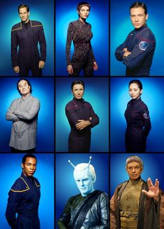 The Enterprise series folks
