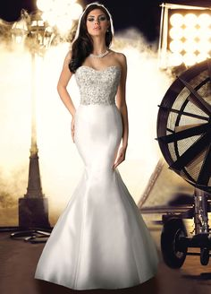 Beautiful Bride Dresses 2014