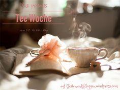 Tee, Tee, Tee – eine Woche lang dreht sich alles nur um Tee – und zwar vom 02. März bis zum 06. März.