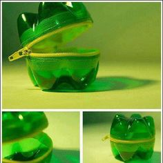 Creative way to recycle!  More at : WellDoneStuff.Com