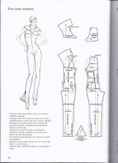 la tecnıca deı modellı donna uomo vol-2 - modelist kitapları
