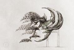 atelier bonsai element