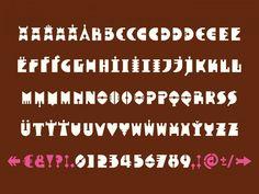 René Knip Type Design, Identity, Africa, Typography, Museum, Upcycle, Atelier, Letterpress, Letterpress Printing