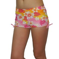 Old Navy Womens Soft & Smooth Surf Swim Bikini Bottom - Quick Dry - Pink & Orange (Size: 16) Old Navy. $12.99. Shell: 80% nylon, 20% spandex; Lining: 100% polyester; Hi-tech material for quick dry and comfortable wear. Fabric-covered elastic waist for added comfort.. High quality fabric and great construction make this an excellent product!. Alluring fit; Full lining for comfortable wear.. Very flattering & high quality dri-fit swim bottom!