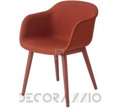 #scandy #scandystyle #scandinavian #scandinaviandesign #nordicdesign #design #interior #furniture #furnishing #interiordesign #designideas   стул с подлокотниками Muuto Fiber Chair, fiber-wb-uph-01