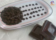 Gocce di cioccolato casalinghe - ricetta economica