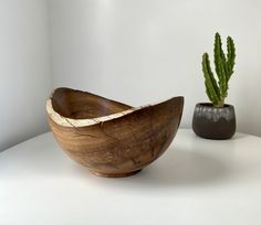 Driftwood bowl with a beautiful natural edge and rustic features. Handcrafted in Western Australian from a piece of recycled driftwood from a local beach south of Perth.