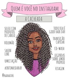 """9,319 Likes, 1,597 Comments - Nath Araújo (@nanaths) on Instagram: """"Tudo começa com uma mágica bem loka chamada transição capilar, que tem o poder não só de…"""""""